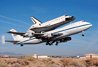 boeing 747-123 shuttle carrier aircraft (sca)