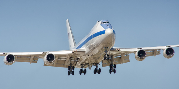 boeing e-4b advanced airborne command post