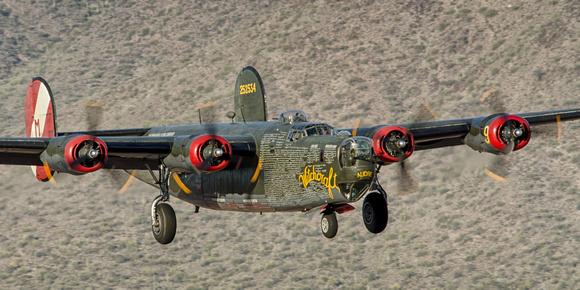 consolidated b-24j liberator