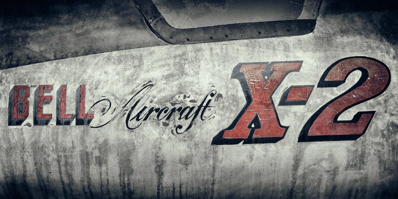 BELL Aircraft X-2
