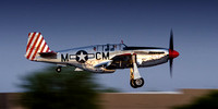north american tp-51c mustang