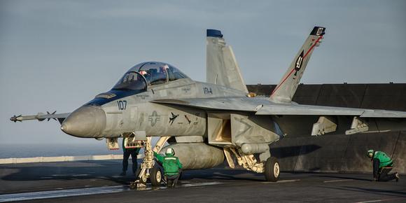 Aircraft Carrier Distinguished Visitor Program